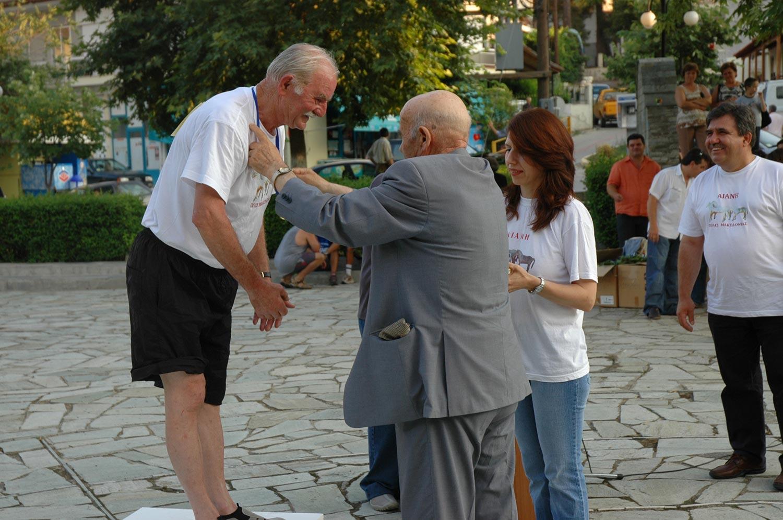 17ος Δρόμος Απολλοδωρου, 8 Ιουλιου 2018 «ο Αθλητισμός Στην Αιανη Και Την Άνω Μακεδονία. Άθληση Και Ιστορία»